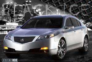 2010 Acura Tl Grill Replacement Acura Tl Chrome Mesh Grille By E G Classics 2009 2010