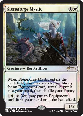 » could stoneforge mystic be unbanned in modern?