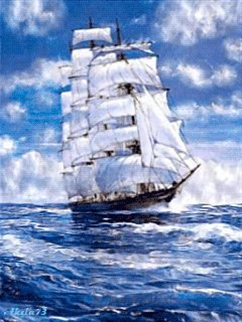 barco en una tormenta dibujo sailingves yvqo1fc1 gif gif by amandalk photobucket
