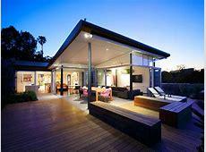 Modern Home Exterior Wallpaper
