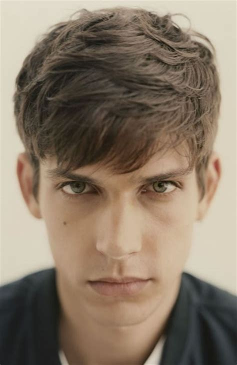 mens haircuts long bangs 33 of the best men s fringe haircuts fashionbeans