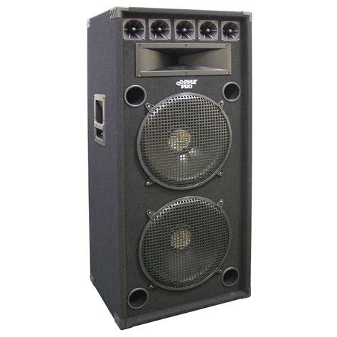 Speaker Advance H 15 pylepro padh152 sound and recording studio speakers