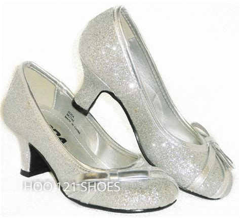 flower dress shoes details about bejeweled sparkle glitter bow pageant flower