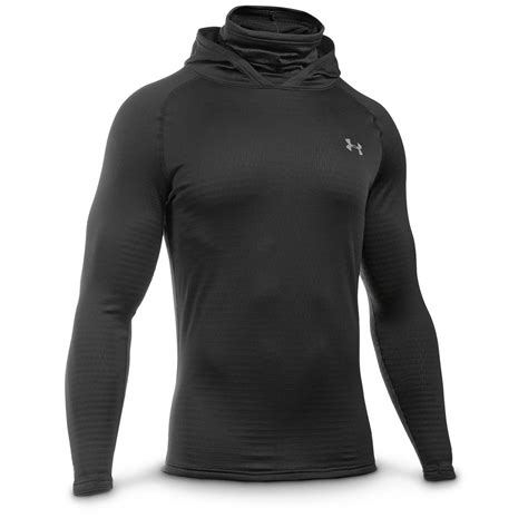 Baselayer Armour 2 armour s base 2 0 hoodie 666041 base layer pajamas at sportsman s guide