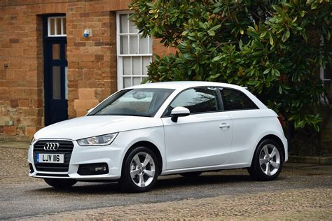 Small Audi small audi cleans up audi a1 1 6 tdi independent new