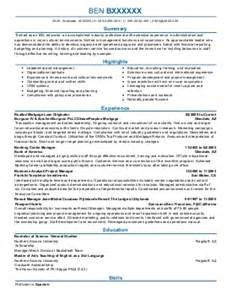 Property Management Specialist Sle Resume by Resume For Property Manager Httpgetresumetemplateinfo3306resume Hotel General Manager Resume