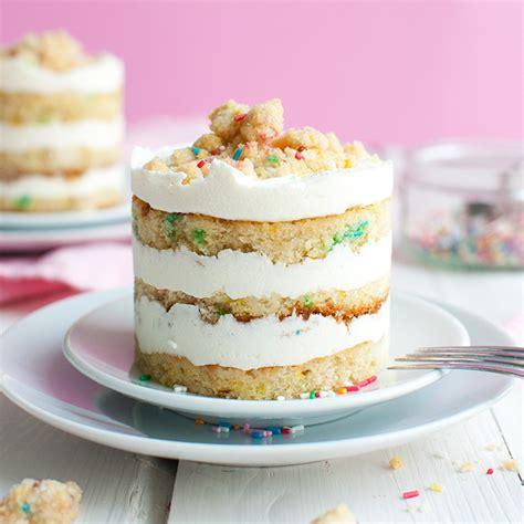 mini momofuku birthday cakes  tough cookie
