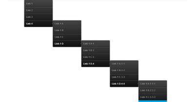 membuat menu dropdown dengan css php tutorial cara membuat menu drop down di php dengan css