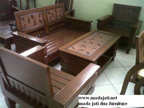 Kursi Tamu Minimalis gambar loster kayu ask home design