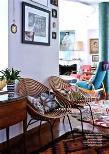 boho living room chairs