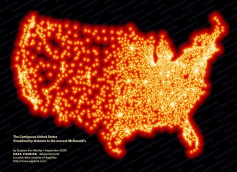 Closets Mcdonalds by Big Data Nearest Mcdonalds