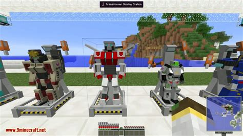 download game transformers mod transformers g1 edition mod 1 7 10 download minecraftt org