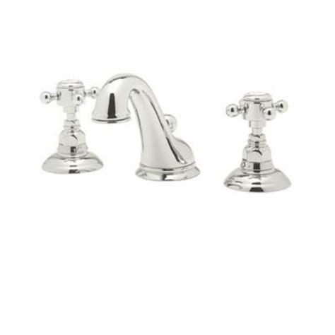 rohl bathroom fixtures rohl viaggio 8 in widespread 2 handle bathroom faucet in