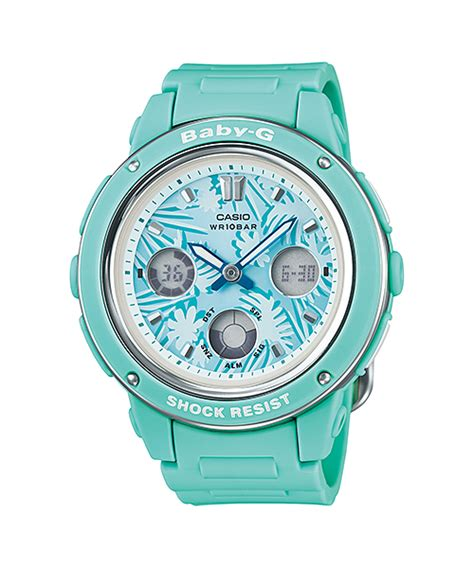Jam Tangan Baby G Bga 110 Blue april 2015 baby g bga 150 in soft yellow blue and black