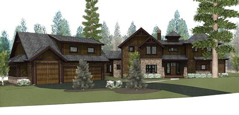 pinetop showcase home in whitetail located in mccall idaho
