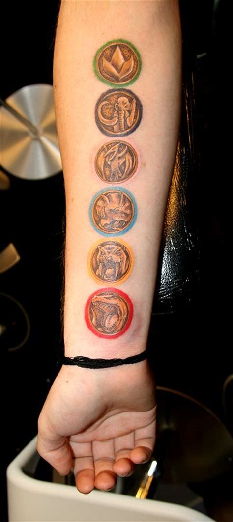 power rangers tattoo 125 best images about tattoos i did 2012 2014 on