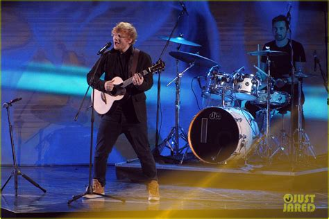 ed sheeran perfect x factor full sized photo of ed sheeran performs perfect verse in