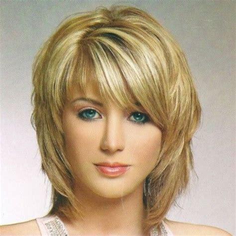 medium shag cut for over 50 short choppy hairstyles for women over 50 shaggy