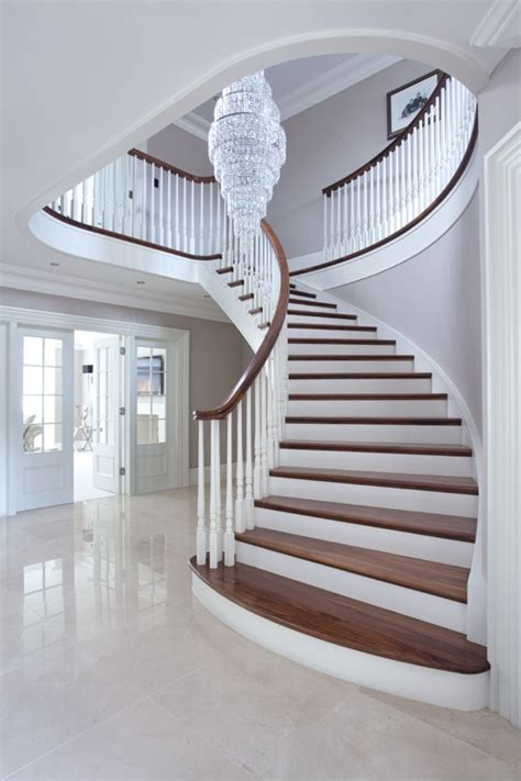 Staircase Chandelier Staircases With Unique Chandelier Different Types Of