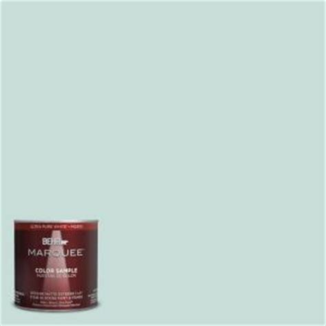 behr marquee 8 oz mq3 20 mint interior exterior paint sle mq30016 the home depot