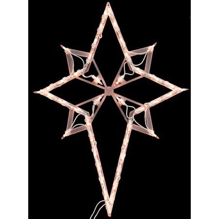 bethehem star plans 22 quot lighted of bethlehem window silhouette decoration walmart