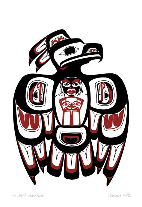 haida thunderbird canadian art prints amp winn devon art