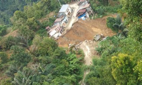 longsor  palopo sulsel memutus jalan provinsi medcomid