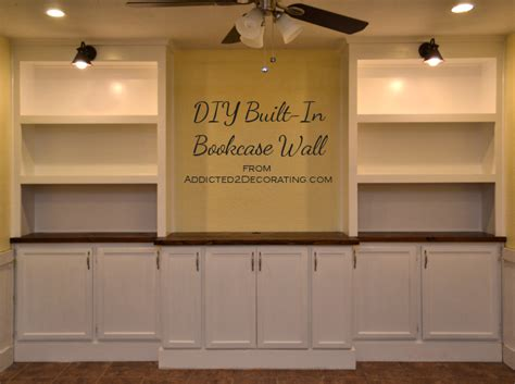 Diy Wall Cabinets | woodwork diy built in cabinets plans pdf plans