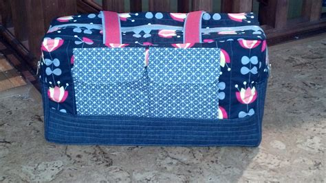 free pattern overnight bag cargo duffle bag free pattern