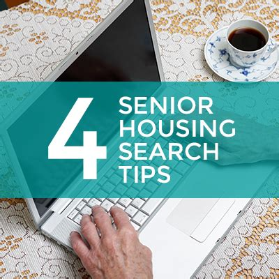 care search 4 senior housing care search tips