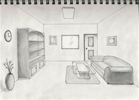 homework one point perspective room drawing homework one point perspective room drawing