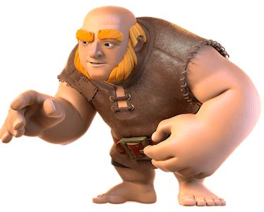 Coc Barbarian Lev 7 clash of clans giants www pixshark images