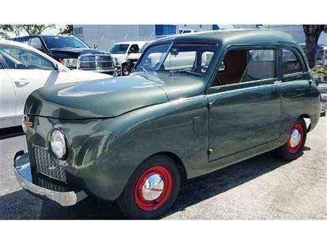 crosley car crosley for sale on classiccars com