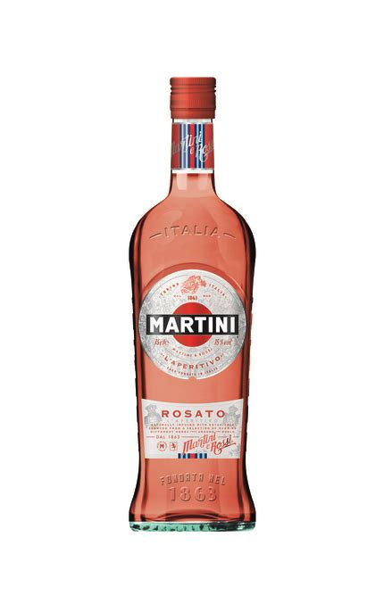 martini rosso cocktail martini rosato