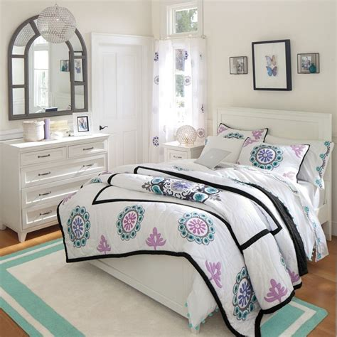 pbteen bedrooms suzani bedding pbteen kids bedrooms decor pinterest
