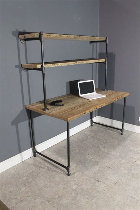 Pipe Computer Desk Best 25 Pipe Desk Ideas On Industrial Pipe Desk Diy Pipe And Pipe Table