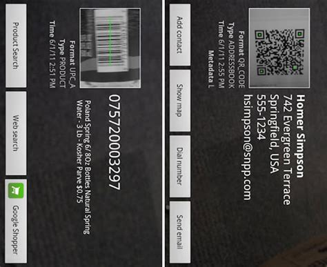 barcode scanner app for android android apps tip of the month barcode scanner technozigzag