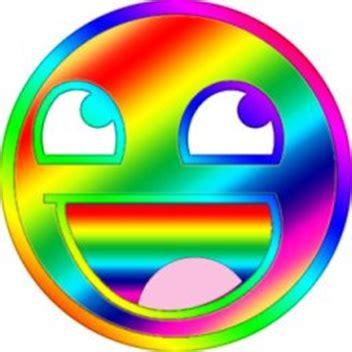 epic rainbow face roblox