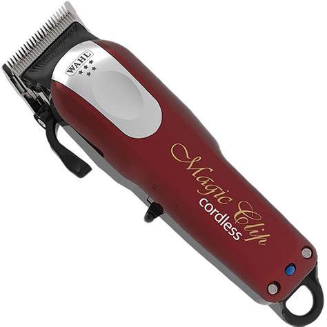 Wahl Clipper wahl 5 cordless magic clip hair clipper 4hair lv