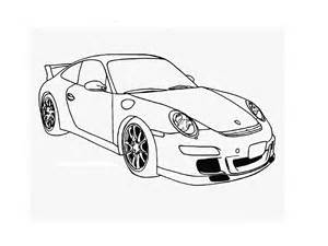 How To Draw A Porsche Speed Drawing Porsche 911 911