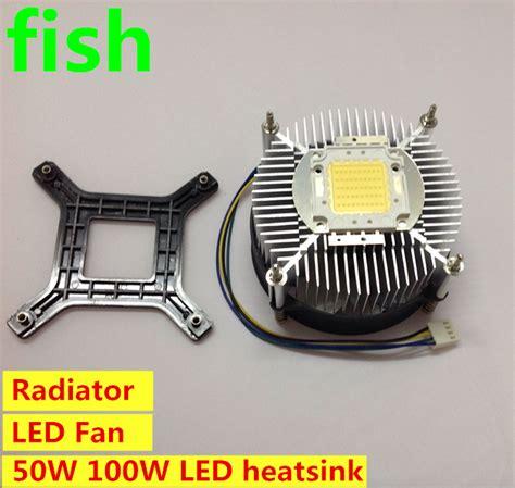 Light Heat Sink Type B Wcooling Fan For 540 Motors Ya 0260bu 100w Led Heatsink Reviews Shopping Reviews On