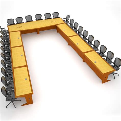 u shaped conference table fcu u shaped table paul downs cabinetmakers