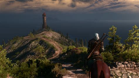 the witcher 3 wild hunt landscape building the witcher 3 s huge wild fantasy world the verge