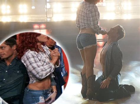 dwts bonner bolton says viral grope of sharna burgess was