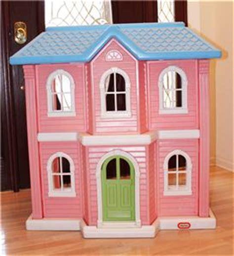 little tykes dolls house little tikes little tykes doll house child sz huge retired item p u only mi ebay