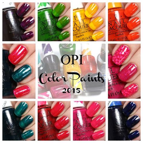 opi color paints swatches review nail opi colors color paints and paint swatches