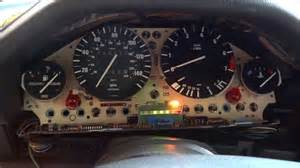 bmw e30 318is si board cluster problems
