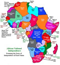 Modern Map Of Africa by Conflicts In Africa Introduction Global Issues