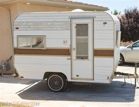 Scamp Floor Plans by Meet The Nugget A Vintage Camper Trailer Makeover Series