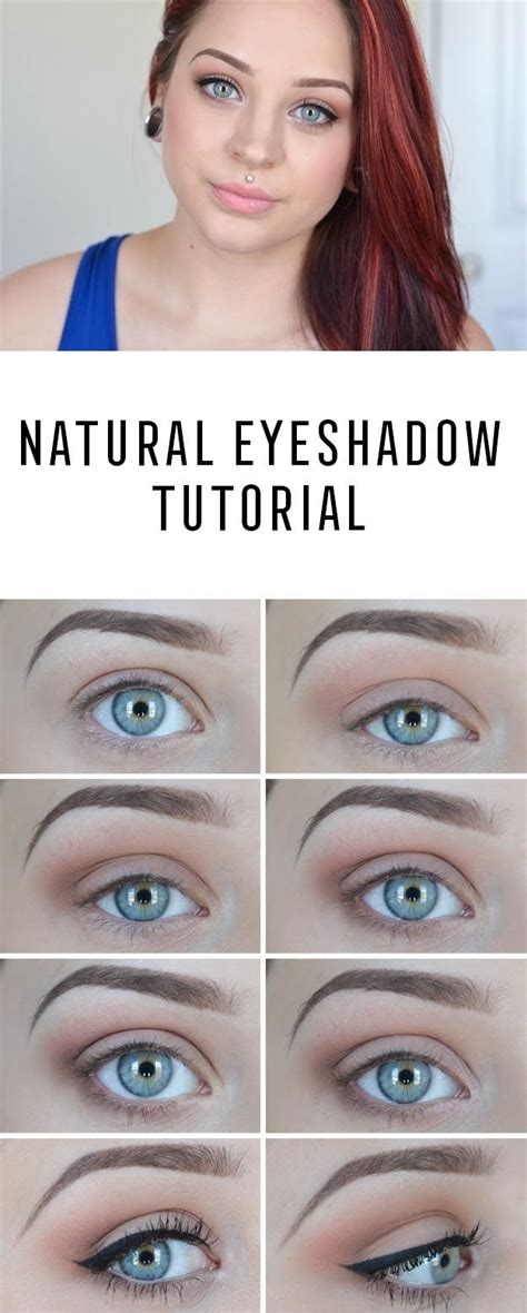 berbagai step by step tutorial eyeshadow natural vemale com the 25 best natural eyeshadow tutorials ideas on